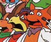 Mario StarFox