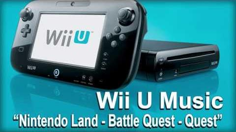 Nintendo Land OST - Battle Quest - Quest