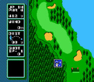 Mario Open Golf-Toad