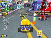 MK Arcade GP Diamond City