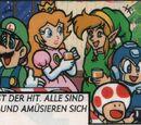 Mario X Mega Man