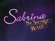 Sabrina the Teenage Witch logo