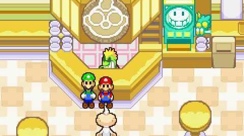 Mario & Luigi Superstar Saga - 00 - Starbeans Café Blends Part 1