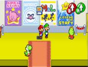 Mario & Luigi posters