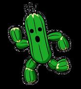 MarioBasket Cactuar