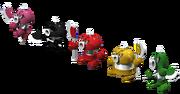MarioRPG Axem Rangers