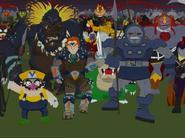 SP 11x12 Evil guys
