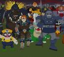 South Park X Zelda