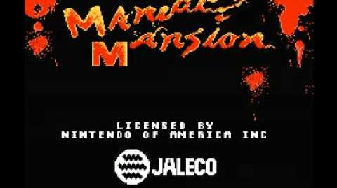 Maniac Mansion (NES) Music - Meteor Mash Arcade