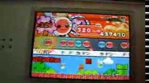 Taiko no Tatsujin DS Super Mario Bros