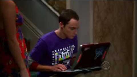 Mario X The Big Bang Theory