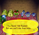 Animal Crossing X Zelda