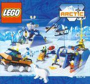 LegoArctic PolarBase