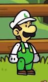 Scribblenauts Fire Luigi