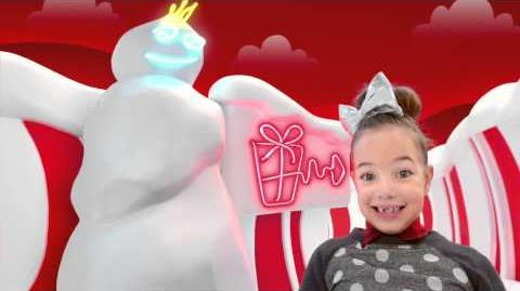 Target Holiday 2014 Alice in Marshmallow Land Target Commercial Extended Version
