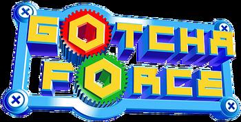 Gotcha force logo