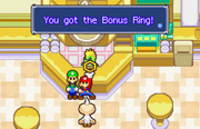 Mario & Luigi Bonus Ring