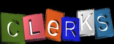 A Clerks logo