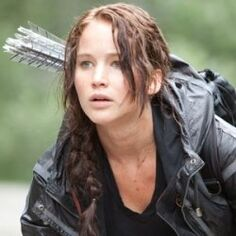 A Katniss Everdeen