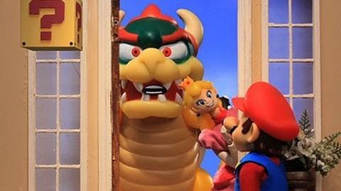 Robot Chicken Mario Party