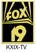 KXIX Logo 1990-1997