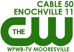WPWB CW11 Logo