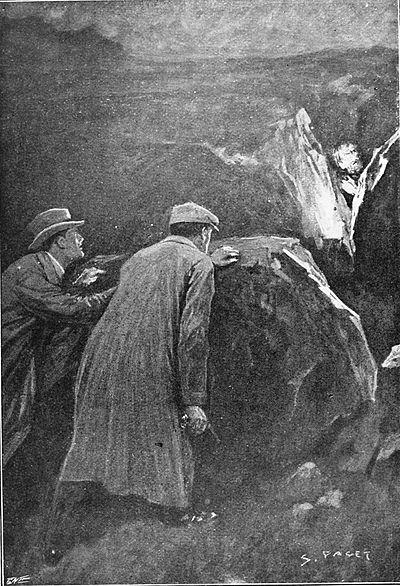 Houn-34 - Hound of Baskervilles, page 204