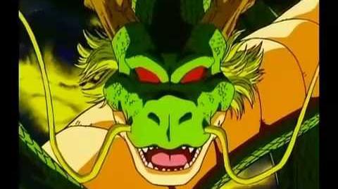 Dragon Ball Z Shenron-0