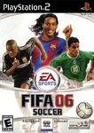 FIFA 06 NA PS2