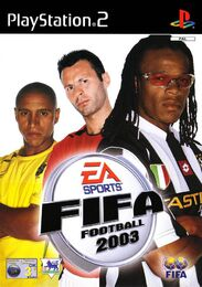 FIFA Football 2003 EU PS2