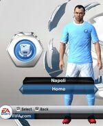 Napoli home