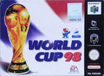World Cup 98 EU N64