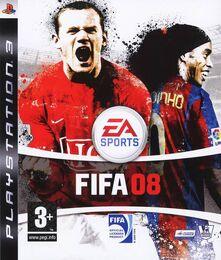 FIFA 08 EU PS3