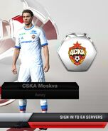 Moskva away