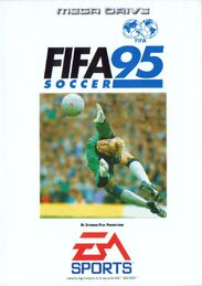 FIFA Soccer 95 EU SMD