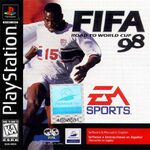 FIFA Road to World Cup 98 NA PS