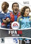 FIFA 08 NA Wii