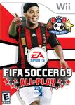 FIFA 09 NA Wii
