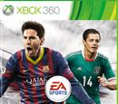 Selecciones nacionales del FIFA 14