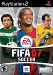 FIFA 07 NA PS2