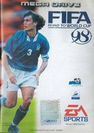 FIFA Road to World Cup 98 EU SMD