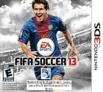 FIFA 13 NA 3DS