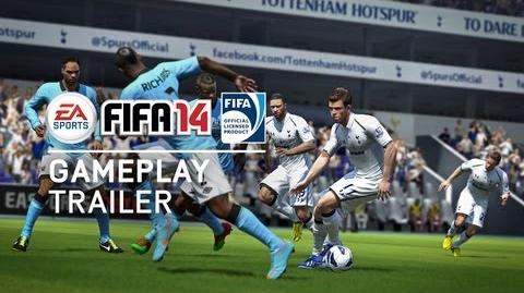 FIFA 14 Official Gameplay Trailer Xbox 360, PS3, PC-0