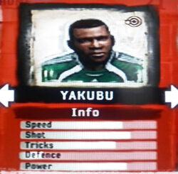 FIFA Street 2 Yakubu