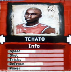 FIFA Street 2 Tchato