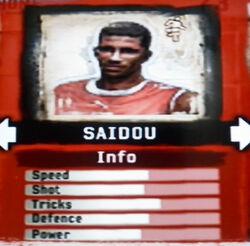 FIFA Street 2 Saidou