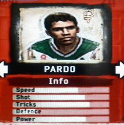 FIFA Street 2 Pardo