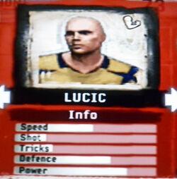 FIFA Street 2 Lucic