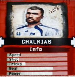 FIFA Street 2 Chalkias