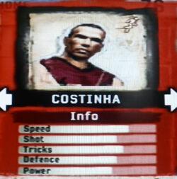FIFA Street 2 Costinha